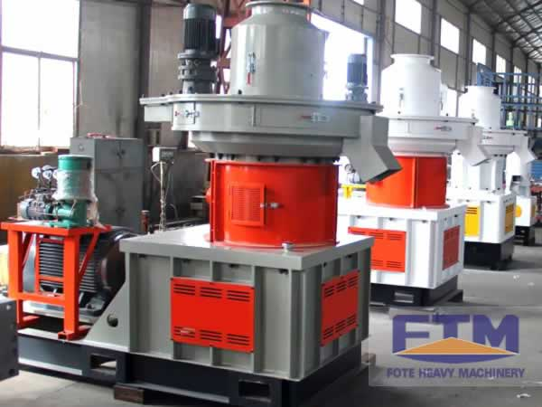 Corn Straw Pellet Mill