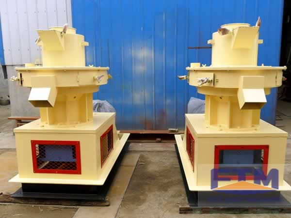 Cotton Stalks Pellet Mill