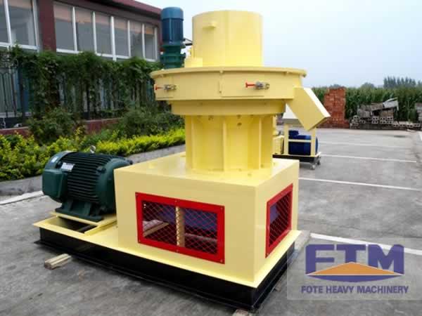 sawdust pelletizer machine